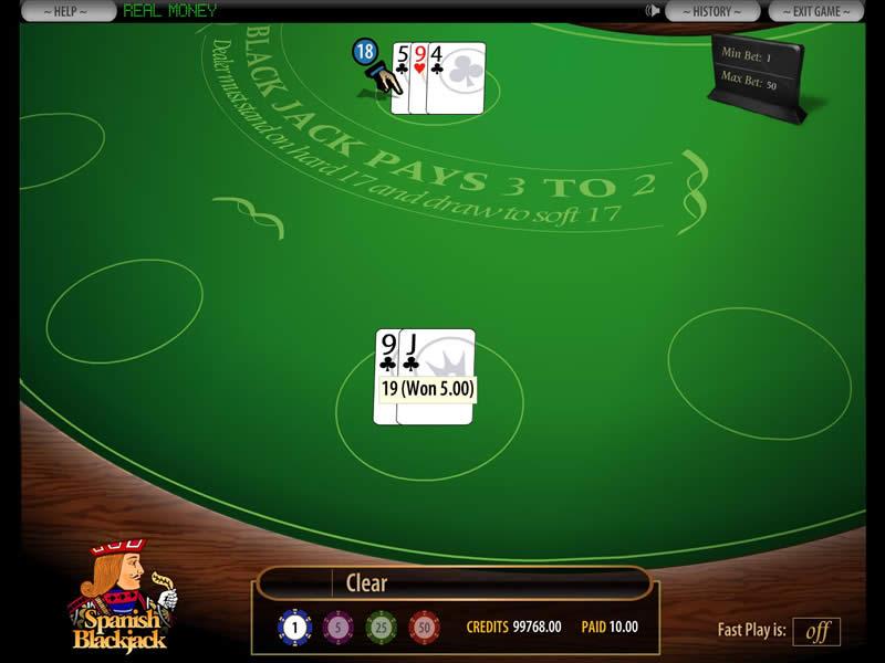 21 blackjack espanol latino online